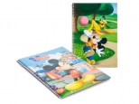 Caiet cu spire A4 , 60 file MICKEY