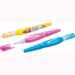 Creion corector happy color, cu varf metalic, capacitate 5ml. 12buc/display.