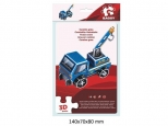 Puzzle 3D 12 piese CAMION MACARA