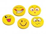 Radiera SMILEY FACES