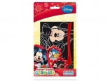 Set creativ magic colorare prin razuire MICKEY