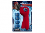 Set creativ perforator tip cleste + 4 forme  SPIDERMAN