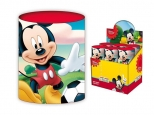 Suport de birou metalic prezentare in display de 12 buc MICKEY *